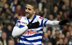 Adel Taarabt gia nhập Fulham