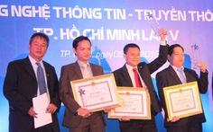 Giải thưởng CNTT-TT TP.HCM lần 5: sinh viên được vinh danh