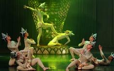 Nhiều tín hiệu vui từ Liên hoan múa TP.HCM mở rộng 2013