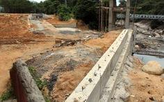 Phá 6ha rừng cấm để xây thủy điện 5MW