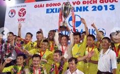 V-League 2013: SHB Đà Nẵng đoạt á quân