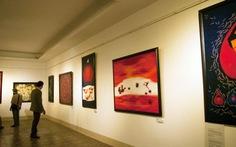 Hơn 100 tác phẩm triển lãm tại bảo tàng Mỹ thuật TP.HCM