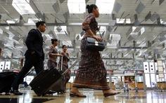 Singapore hối hả nâng cấp sân bay