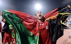 Dân Afghanistan đổ ra đường ăn mừng chức vô địch Nam Á