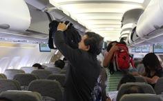 Singapore phạt tám người Trung Quốc chôm đồ trên máy bay