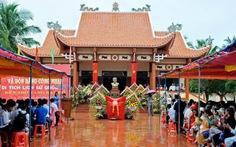 Đền thờ Tăng Bạt Hổ là di tích lịch sử quốc gia