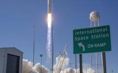 Tàu không gian tư nhân Cygnus đưa hàng hóa lên ISS