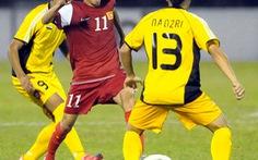 Đội U-19 Lào trông chờ phép nhiệm màu