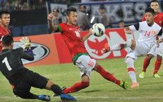 U-19 Việt Nam thua tiếc nuối