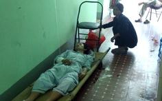 Điều tra 3 đối tượng xông vào bệnh viện dọa chém bác sĩ