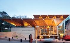 Tòa nhà New Zealand thắng giải kiến trúc thế giới 2013