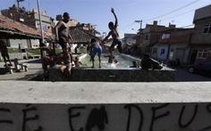 Brazil: thanh niên khu ổ chuột được hỗ trợ