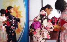 3.000 bạn trẻ dự Ngày hội văn hóa Việt - Nhật
