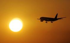 Tiếng ồn máy bay làm tăng nguy cơ bệnh tim mạch