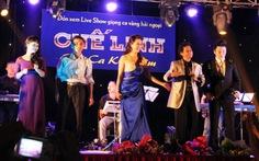 Live show Chế Linh tại Huế: Phạt nhà tổ chức 5 triệu đồng
