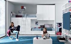 Thiết kế phòng phù hợp tuổi teen