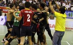 Đức Long Gia Lai lần đầu vô địch giải bóng chuyền quốc gia