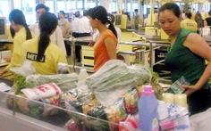 CPI Hà Nội tăng 0,57%