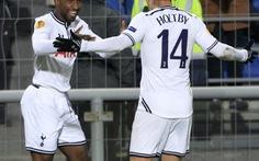Defoe đi vào lịch sử Tottenham trong trận thắng Sheriff
