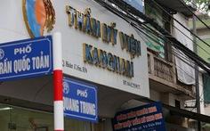 Thẩm mỹ viện Kangnam bị phạt 15 triệu đồng vì quảng cáo trái phép