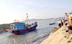 Cửa biển thông, ngư dân phấn khởi ra khơi