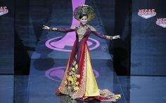 Áo dài của Trương Thị May hạng 4 trang phục dân tộc đẹp