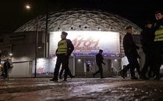 Paris: nổ tại cung thể thao, 15 người bị thương