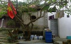 Đau xót trước chùa làng hỗn loạn