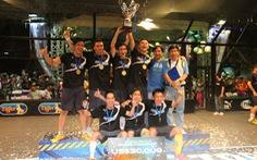 Thắng  South Canton (Trung Quốc), Đạt Vĩnh Tiến  vô địch Tiger Street Football quốc tế