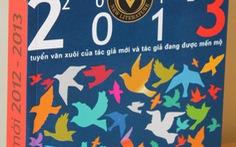 Văn mới 2012-2013