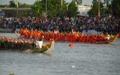 Festival đua ghe ngo Sóc Trăng kết thúc rộn ràng