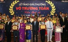 TP.HCM: trao giải Võ Trường Toản cho 30 giáo viên
