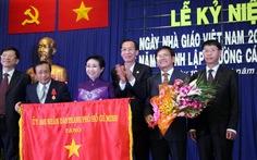 Trường Cán bộ TP.HCM sẽ trở thành đại học chính trị