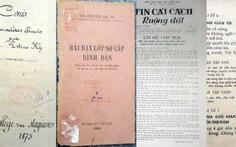 """Chảy máu sách quý hiếm - Kỳ 2: Những cuộc """"xuất ngoại"""" đau xót"""