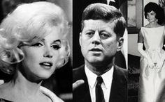 Hé lộ video cuộc gặp giữa vợ Kennedy và Marilyn Monroe