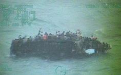 Lật thuyền, 30 người Haiti thiệt mạng