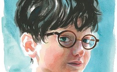 Tái bản Harry Potter với tranh minh họa
