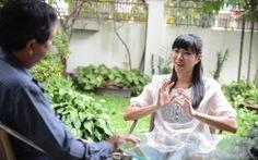 MC Quỳnh Hoa: Tôi không bao giờ uống nước đá