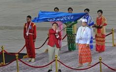 """Myanmar """"bước ra thế giới"""" với SEA Games"""