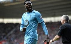 Adebayor chỉ trích Villas-Boas