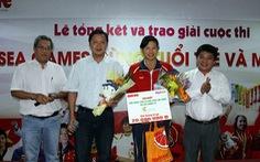 Ấm áp buổi trao giải VĐV Việt Nam xuất sắc tại SEA Games 27