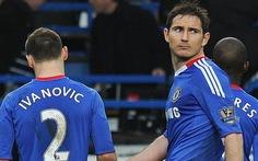 Lampard và Ivanovic nghỉ đến cuối tháng 1