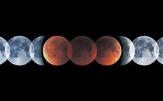 Quan sát 5 hiện tượng thiên văn đáng chú ý nhất năm 2014