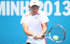 Nhiều khả năng Lý Hoàng Nam sẽ dự Davis Cup