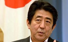 """Thủ tướng Nhật muốn thảo luận """"thẳng thắn"""" với Trung - Hàn"""