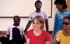 Phụ nữ mù dạy cách thay đổi thế giới