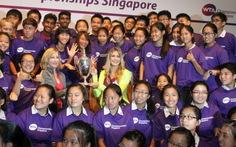 Singapore đẩy mạnh du lịch thể thao