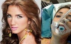 Một hoa hậu Venezuela bị bắn chết