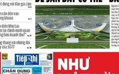 Ngưng xuất bản báo Sài Gòn Tiếp Thị bộ cũ