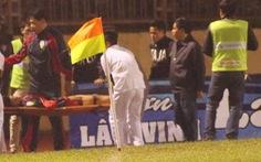 Chủ tịch VFF yêu cầu xử lý nghiêm vụ đá gãy chân cầu thủ Anh Hùng